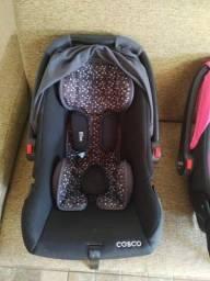 Bebê Conforto Bliss Cinza 0 à 13kg Cosco