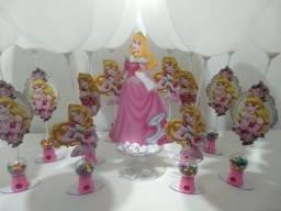Centro de mesa Princesa Aurora (cúpula)