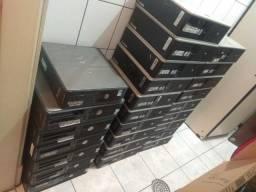 Lote 26 CPU Dell e HP Pentium 4 - 22 Funcionando