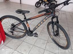 Vendo bike colli freio a disco de alumínio aro 29