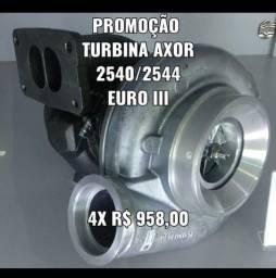 Turbina Axor Euro lll OM457