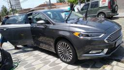 Ford fusion awd ecobust 2018