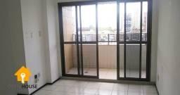 Alugo Apartamento no Renascença 03 Quartos/ Com Projetados/ Andar Alto/ Nascente