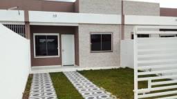 Residência com ótima localização em Fazenda Rio Grande - PR. R$185.000,00