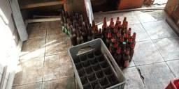 Caixa mais garrafas