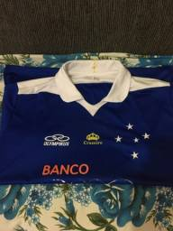 Camisa Cruzeiro Olympikus 2013