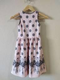 Vestido infantil milon 10