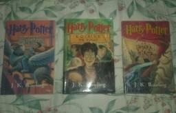 LIVROS DO HARRY POTTER (CADA)