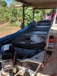 Vendo barco Fluvial 5 metros
