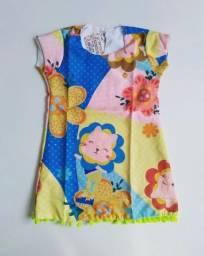 Vestido e conjunto infantil