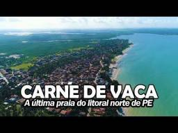Vende-se Terrenos na Praia de Carne de Vaca, apartir de R$ 10.000. 5m X 13m .