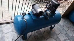 Compressor de ar 10 PCM monofasico