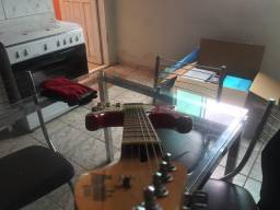 Guitarra nunca usada