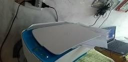 Notebook usado e impressora nova