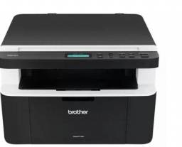 Impressora Brodher DCP 1602 - Multifuncional laser Impressora e copiadora scaner