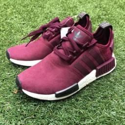 Adidas nmd r1 suede + brinde