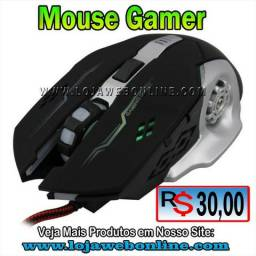Mouse Gamer Optico Usb Computador/Notebook