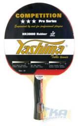 Raquete Ping pong Tenis mesa Yashima XR3000 Competicao 82038