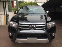 HILUX SRV AUTOMÁTICA FLEX 4x2 COMPLETA - 2017
