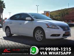 Nissan Sentra Sl Flex *Apenas 50 Mil Km Rodados* Único Dono - 12,9 Km/l De Gasolina - Novo - 2015