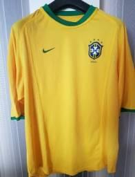 Camisa Brasil 2001