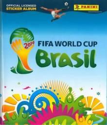 Figurinhas da copa do mundo 2014