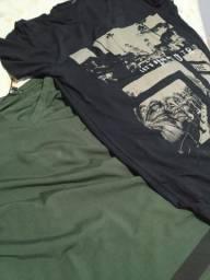 Vendo camisas novas da OLHO FATAL tamanho M