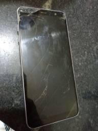 Samsung J8 funcionando tudo