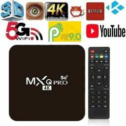 TV Box  5G 64G na Promoção