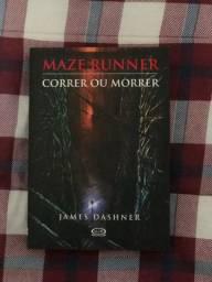 Livro Maze Runner