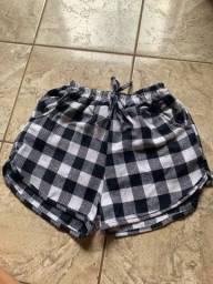 Vendo shorts NUNCA USADO
