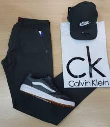 Camisa Calvin Klein linha Premium