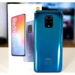 Xiaomi redmi note 9 s 128gb Azul - LACRADO