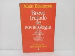 Livro Breve Tratado De Sovietologia Alain Besançon