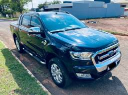 FORD RANGER LIMITED 3.2 4x4 - 2017 - Muito Conservada