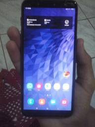 Vendo este J6 64Gb também aceito troca em outro celular melhor