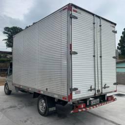 Baú de alumínio para carga