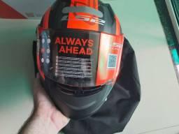 Vendo Capacete L52 Helmets Novo