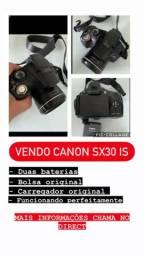 POWERSHOT CANON SX30 IS