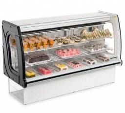 Vitrine Refrigerada 1,20 MT (Capital