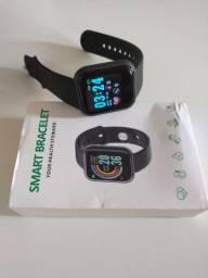 Relógio Smart, completo! Turbine suas atitudes!