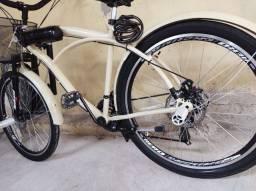 Bicicleta Praiana BiT surfista