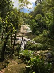Aluga-se cabana cachoeira do Capivari