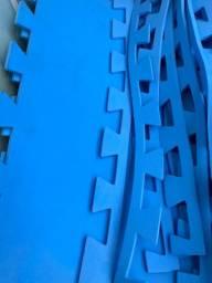 Tatame 1mx1m Azul - 6 placas
