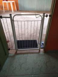 Grade para porta