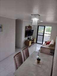Aconchegante apartamento com 2 quartos nos bancários - código: 5275