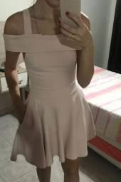 Vestido Limone rose