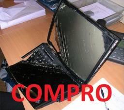 C. seu PC ou notebook com defeito