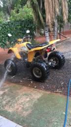 Quadriciclo thunder 300