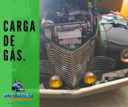 Carga de Gás Automotivo - A partir de R$ 60,00